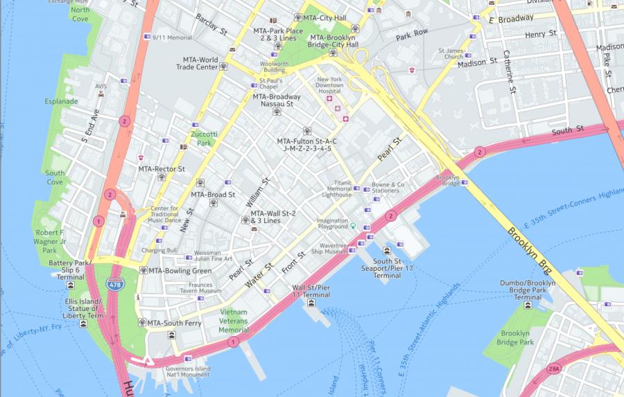 Nokia HERE - Map Design - Teaser