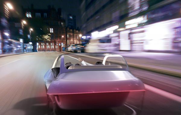 SAIC Motor - HMI Vision - Teaser